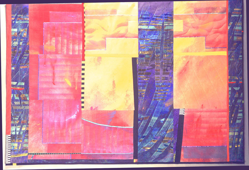 "1995 | 43"" x 62"" 