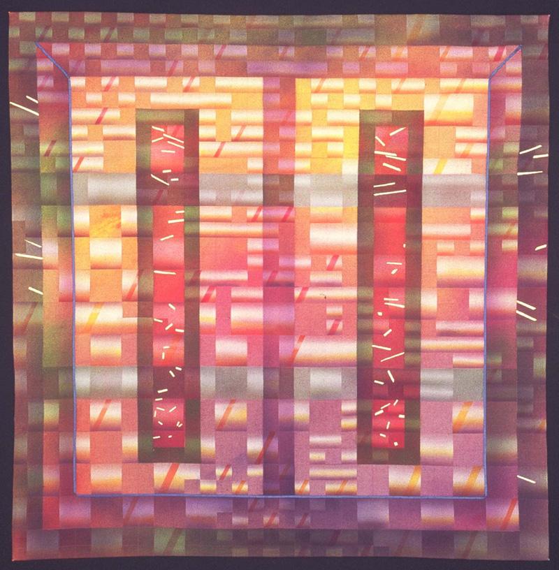 "1998 | 32.5"" x 33"""
